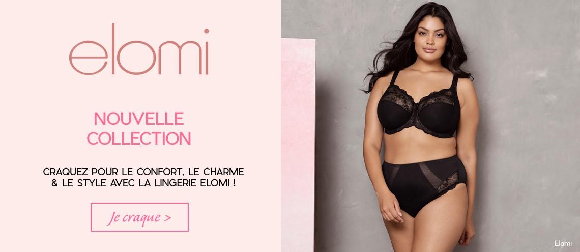 3dbebe7463e003 Fitancy, grand magasin de lingerie grande taille en ligne
