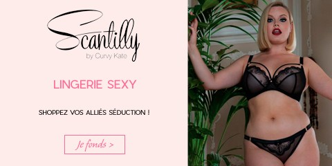 Lingerie Scantilly : Soyez glamour & sexy ! sur Fitancy