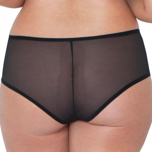 Shorty/Boxer Victory Amore Curvy Kate Rose