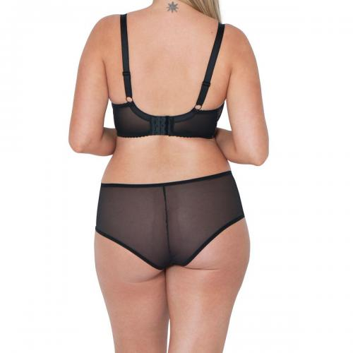 Shorty/Boxer Curvy Kate Victory Amore Rose