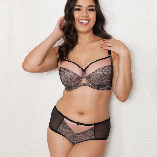 Curvy Kate Shorty/Boxer Rose Victory Amore