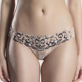 Tanga Aubade POESIE D'ORIENT Chan - Lingerie aubade grande taille