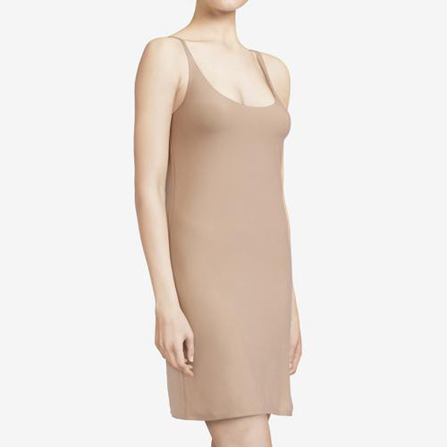 Fond de robe Chantelle SOFT STRETCH nude
