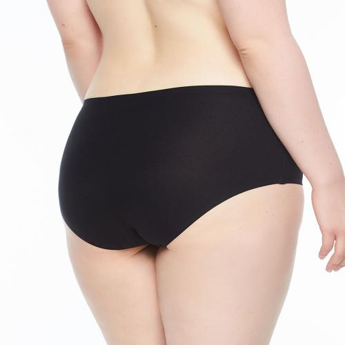 Shorty Chantelle SOFT STRETCH + SIZE noir