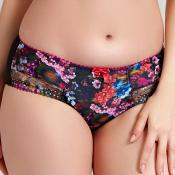 Slip Cleo by Panache MINNIE multicolore - Lingerie cleo by panache grande taille