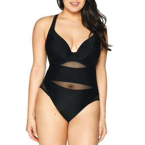 Curvy Kate Maillot Maillot 1 pièce gainant Sheer Class