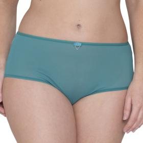 Shorty Curvy Kate VICTORY Teal - Lingerie curvy kate grande taille