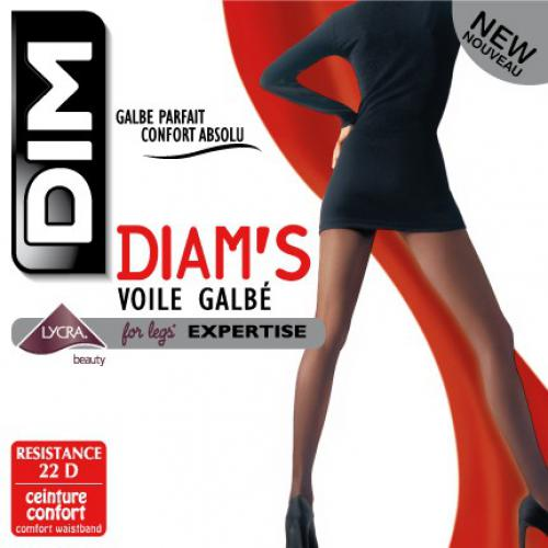 Collant Voile galbe - Dim chaussant