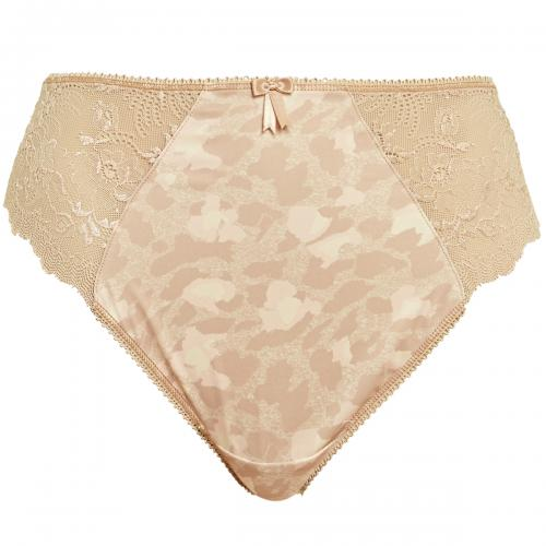 Culotte Elomi MORGAN toasted almond  - Lingerie elomi grande taille