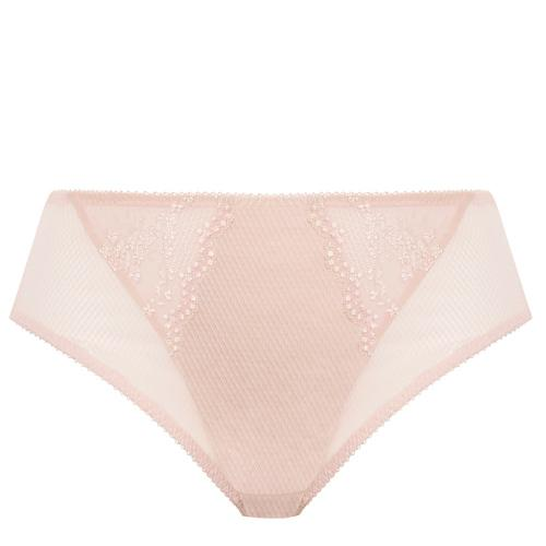 Culotte taille haute Elomi CHARLEY ballet pink - Lingerie Bonnets Profonds