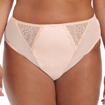 Culotte taille haute Elomi CHARLEY ballet pink - Lingerie elomi grande taille