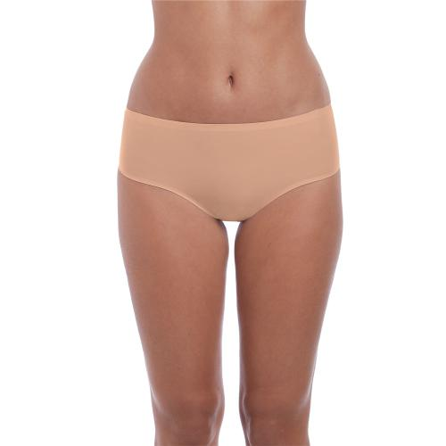 Culotte classique invisible stretch Fantasie SMOOTHEASE Beige