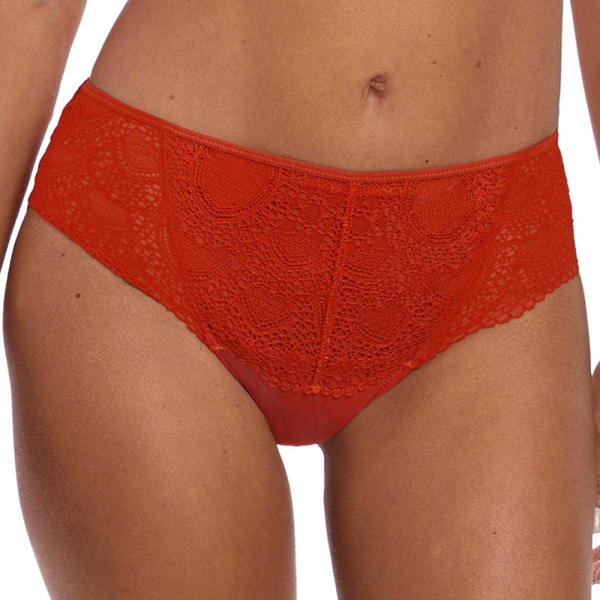 Slip Fantasie TWILIGHT rouge