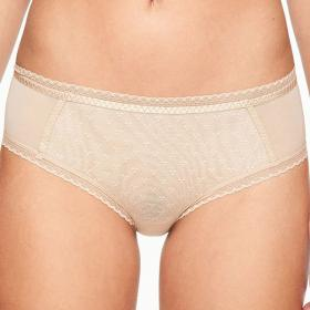 Shorty Chantelle COURCELLES nude Chantelle - Shorty/Boxer - Lingerie chantelle grande taille
