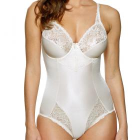 Body gainant à armatures Charnos SUPERFIT natural Charnos - Bodies - Lingerie body