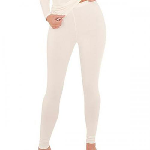 Legging thermique Charnos SECOND SKIN ivoire