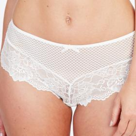 Shorty Charnos ZARA ivory Charnos - Shorty/Boxer - Lingerie charnos grande taille