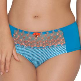 Shorty Curvy Kate CASCADE pacific blue - Lingerie Bonnets Profonds