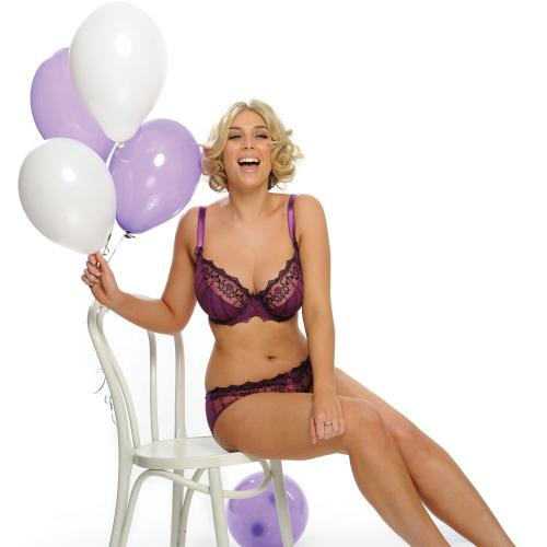 Curvy Kate Shorty/Boxer Violet