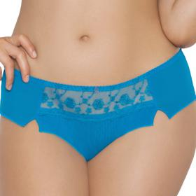 Shorty Curvy Kate FLORENCE pacific blue - Lingerie curvy kate grande taille