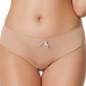 Shorty Curvy Kate SMOOTHIE SPIRIT latte - Lingerie curvy kate grande taille