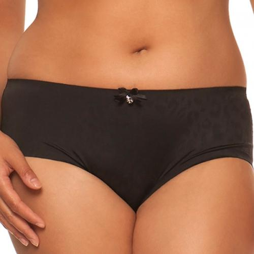 Shorty Curvy Kate SMOOTHIE wild black