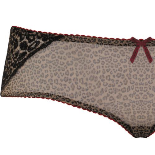 Shorty/Boxer Wild Cat Curvy Kate