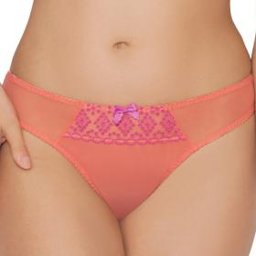 String Curvy Kate ATOMIC melon - Lingerie curvy kate grande taille