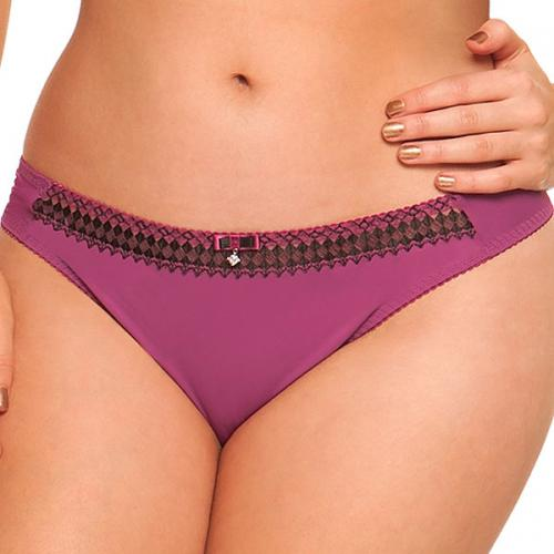 String Curvy Kate GIA boysenberry/noir
