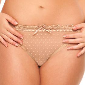 String Curvy Kate PRINCESS nude - Lingerie string culottes boxer shorty slip
