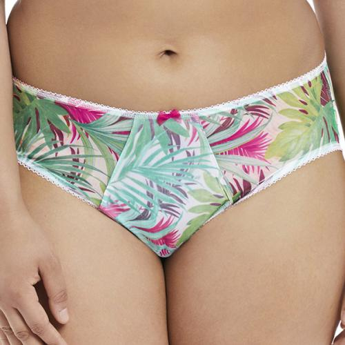 Slip Elomi KELLY jungle - Lingerie elomi grande taille outlet