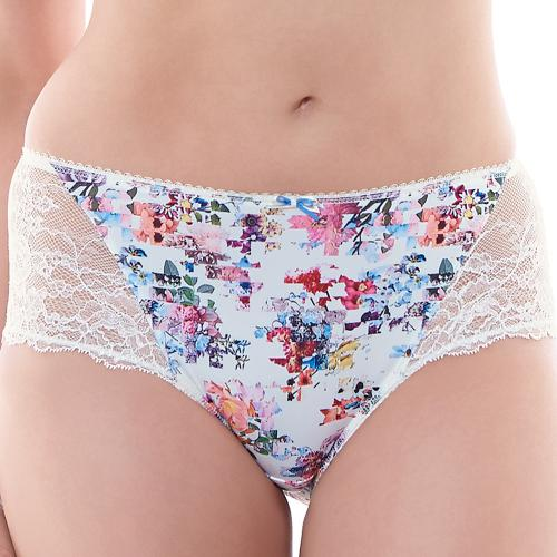 Shorty Fantasie MONICA ivoire