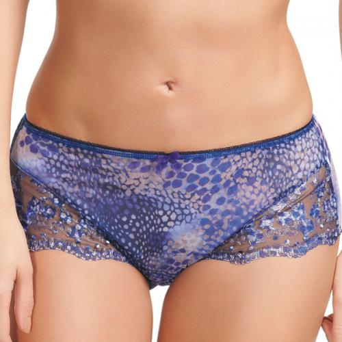 Shorty Fantasie NICOLA mosaic blue