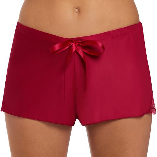 Shorty flottant Fantasie SIENNA red
