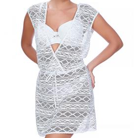 becef65001 Robe de plage Freya SUNDANCE white Freya Maillots - Robe/Tunique de plage -  Tenue