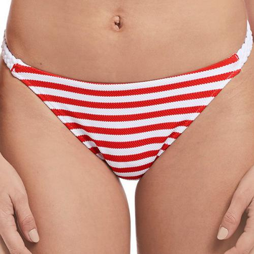 Slip de bain rio Freya DRIFT AWAY red