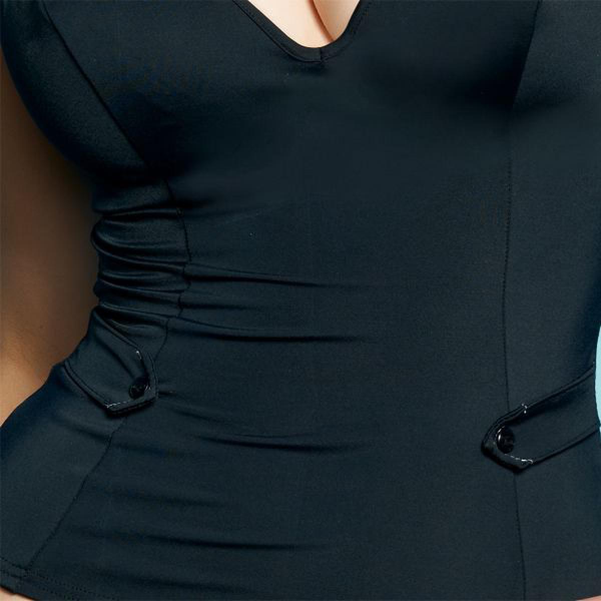 FREYA Tankini Freya FEVER noir plongeant à armatures Acheter Pas Cher Livraison Gratuite A0jljS3L