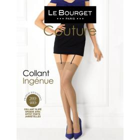 Collant Le Bourget INGENUE bronze