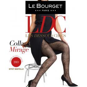 Collant Le Bourget MIRAGE 20D noir Le Bourget - Collant - Collants et bas  le bourget 707ceb983c1
