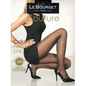 Collant Le Bourget PERFECT CHIC 20D noir