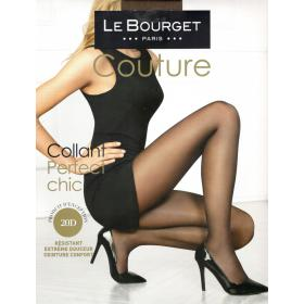 Collant Le Bourget PERFECT CHIC 20D noisette