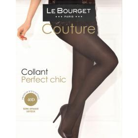 Collant Le Bourget PERFECT CHIC 40D nearly black