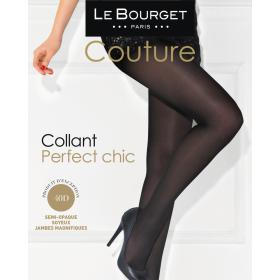Collant Le Bourget PERFECT CHIC 40D noir - Collants et bas