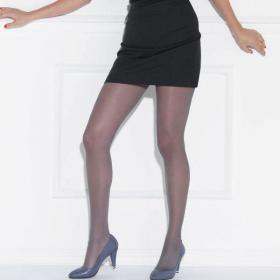 Collant Le Bourget RESISTANT 30D marina - Collants et bas le bourget