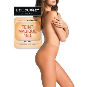 Collant Le Bourget TEINT MAGIQUE 15D bronzé - Collants et bas le bourget