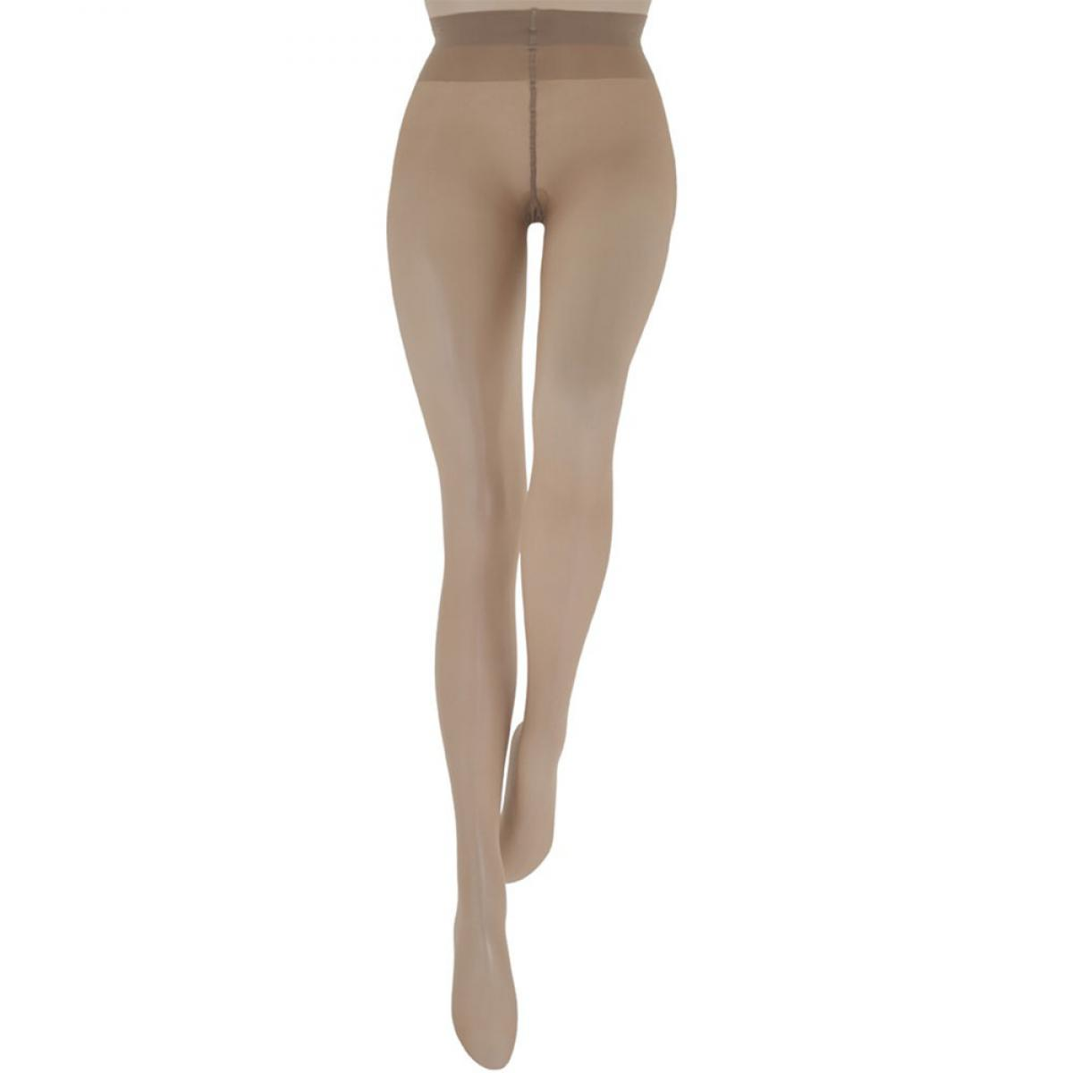 Collant voile 60D LE BOURGET Heritage nude
