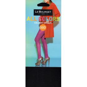 Collant opaque Le Bourget ALL COLORS noir
