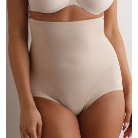 Culotte taille haute gainante nude Miraclesuit contrôle extra-ferme - Lingerie miraclesuit grande taille