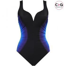 Maillot de bain gainant une pièce Miraclesuit TEMPTRESS GULF STREAM black Miraclesuit - Maillot 1 pièce gainant - Maillot de bain gainant