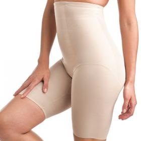Panty taille haute gainant nude Miraclesuit contrôle extra-ferme
